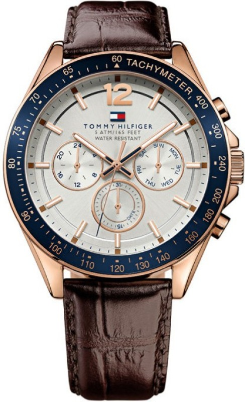 Tommy Hilfiger 1791118 Watch - For Men