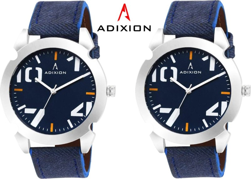 ADIXION 9501SL0404 Analog Watch - For Men & Women