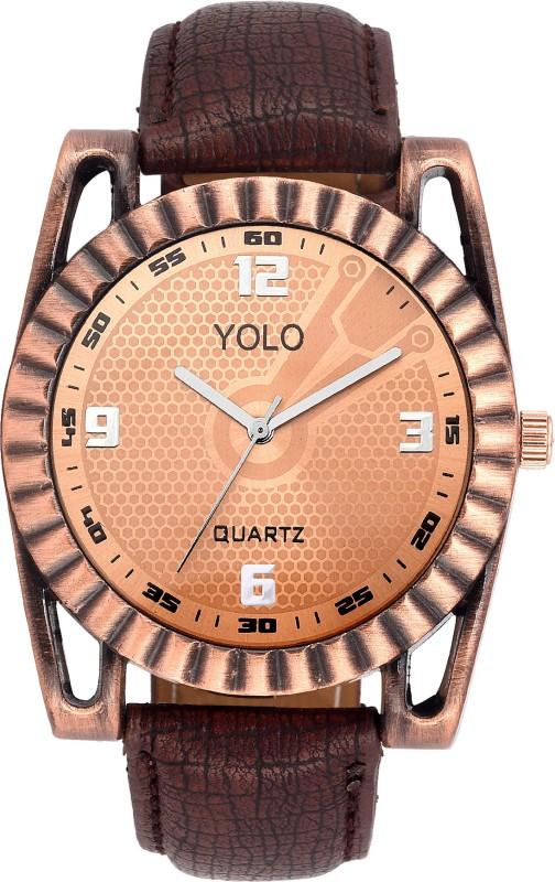 yolo-ygs-063copper-watch-for-men