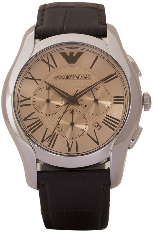 Emporio Armani AR1785 VALENTE Watch - For Men