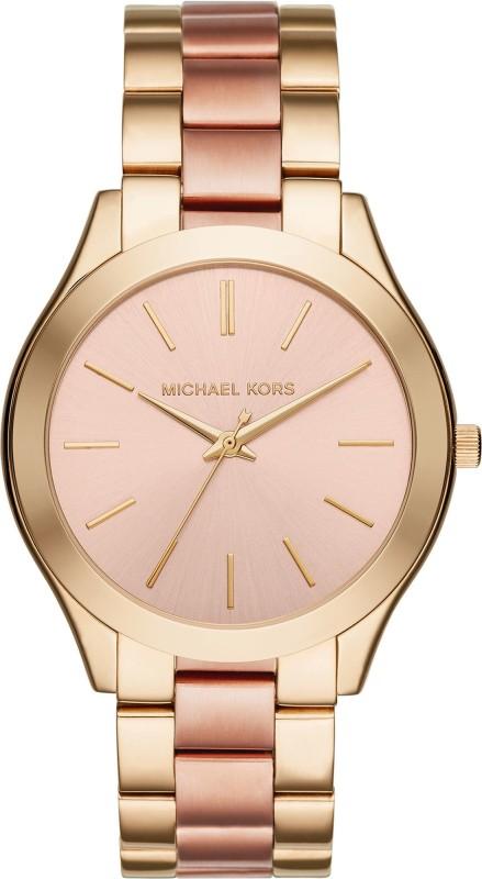 Michael Kors MK3493 Slim Runway Watch - For Women
