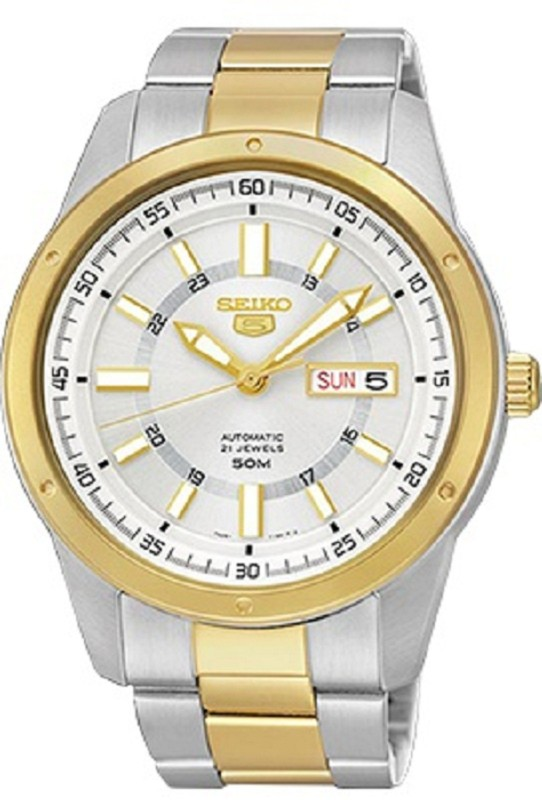 Seiko SNKN58K1 Analog Watch - For Men