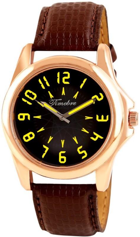 Timebre MXBLK296-5 Milano Men's Watch image