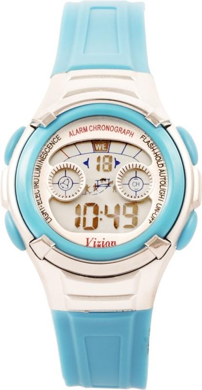 Vizion V-8523B-8 DIgitalView Digital Watch - For Boys & Girls