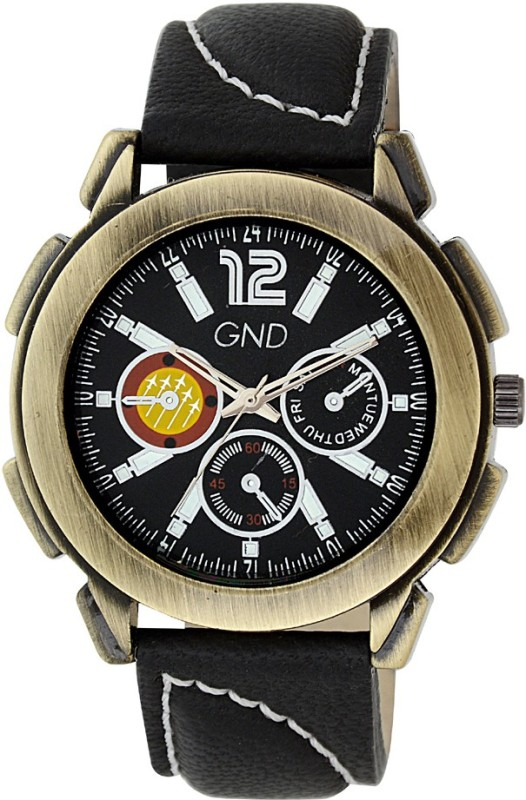 GND GD-080 Expedetion Analog Watch - For Men