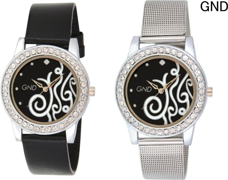 GND GD-035 Analog Watch - For Women