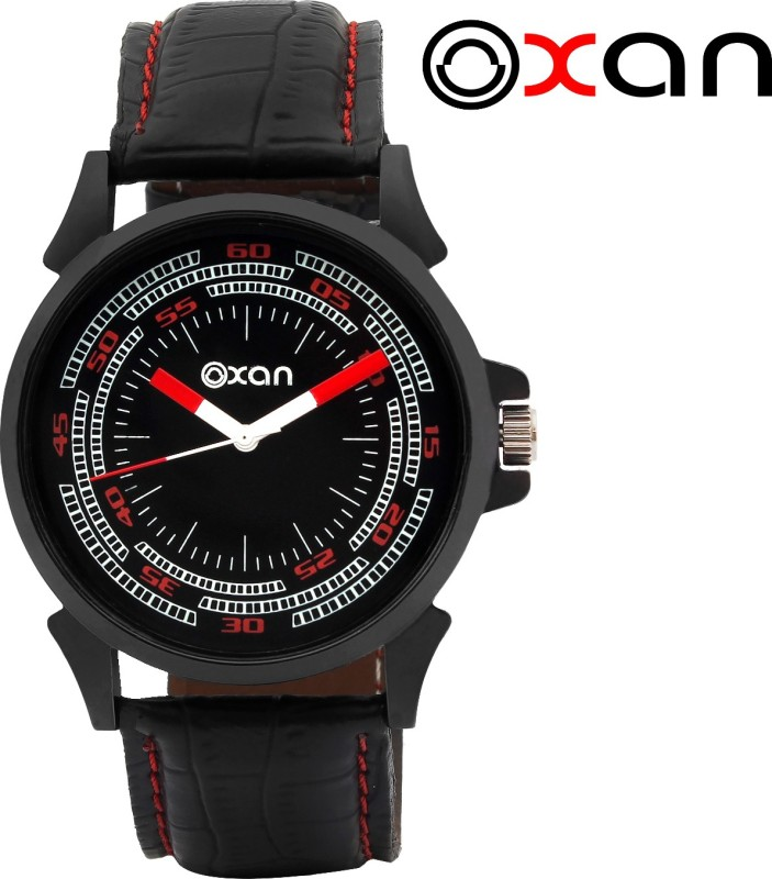 Oxan AS1012SL01 Analog Watch - For Men