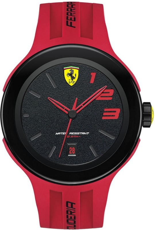Scuderia Ferrari 0830220 FXX Analog Watch - For Men