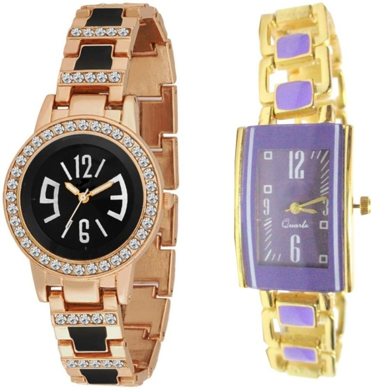 Abrose ABA720 Analog Watch - For Women