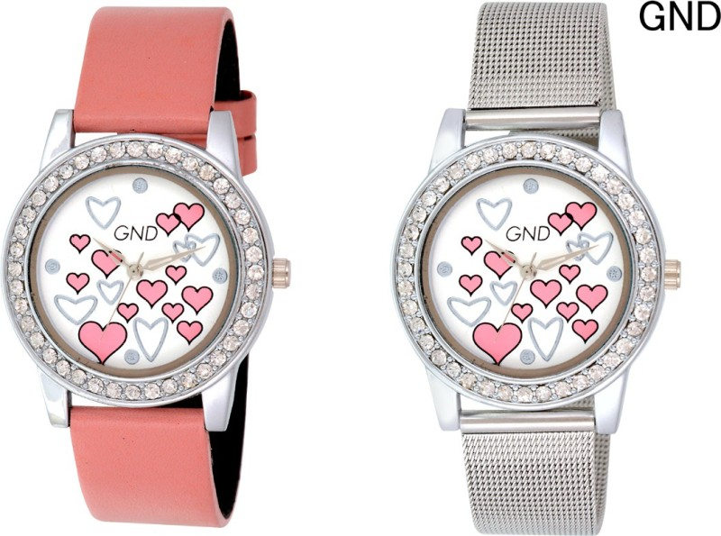 GND GD-031 Analog Watch - For Women