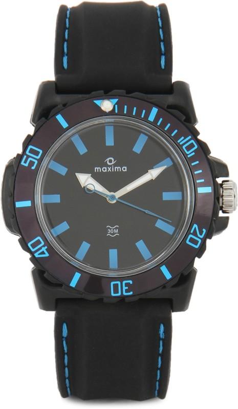 Maxima 29747PPGW Hybrid Men's Watch image