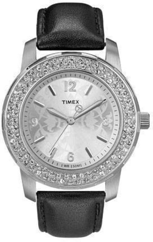 Timex T2N150 Watch - For Women