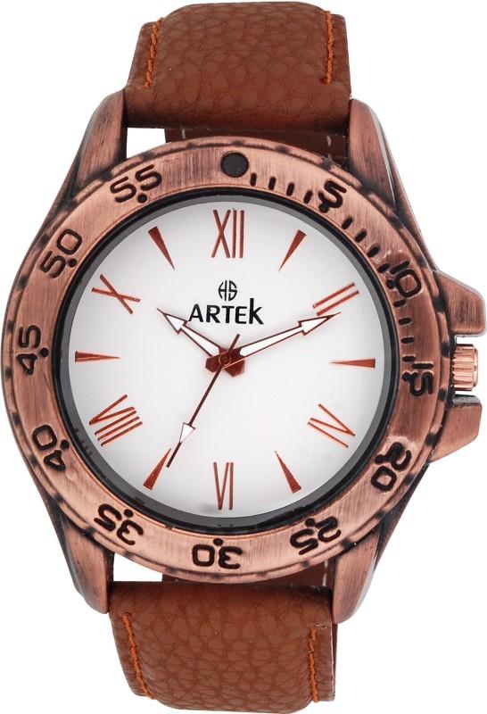 Artek ARTK-1018-0-WHITE Analog Watch - For Men