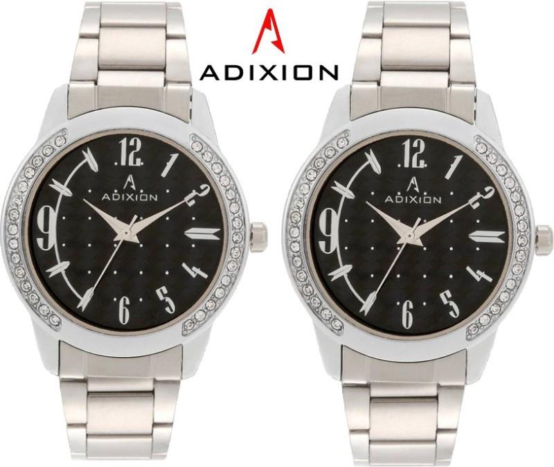 ADIXION 9406SM0101 Analog Watch - For Men & Women