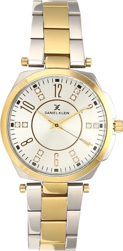 Daniel Klein DK10802-4 Analog Watch - For Women