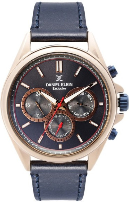Daniel Klein DK11252-7 Analog Watch - For Men