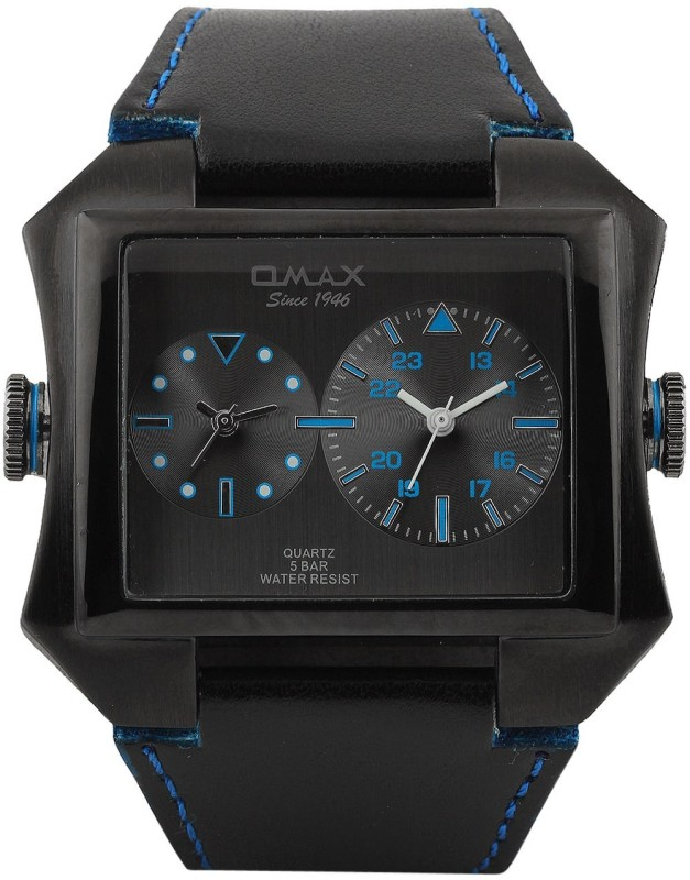Omax TS466 Gents Men's Watch image.