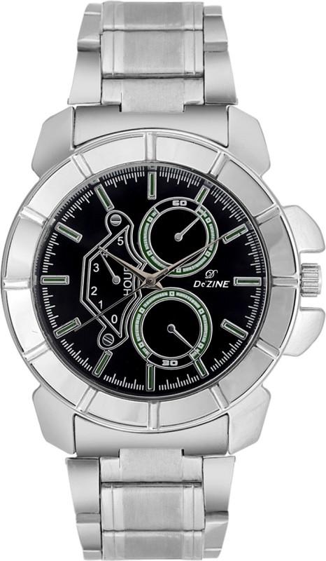 Dezine DZ-GR1500-BLK Chrono Men's Watch image