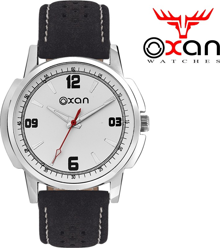Oxan AS1025SL04 New Style Analog Watch - For Men