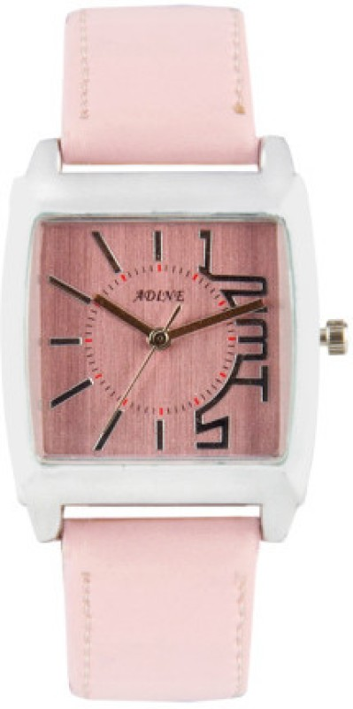 Adine AD-1227Pink Pink Analog Watch - For Women
