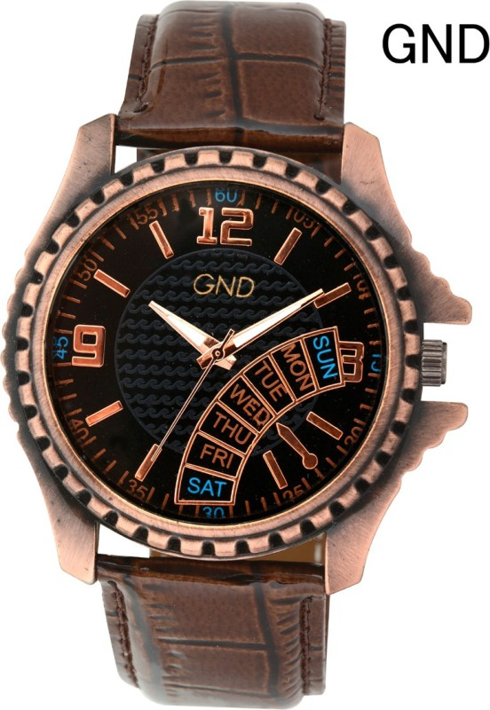 GND GD-005 Expedetion Analog Watch - For Men