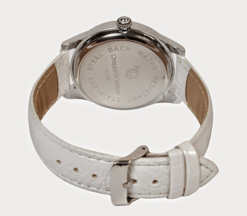 Chappin & Nellson CNL-50-White Analog Watch - For Women