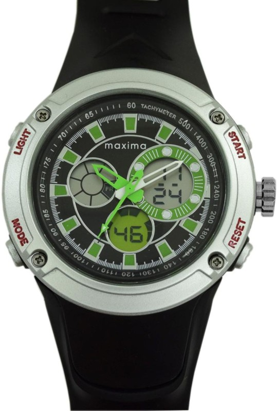 Maxima 33370PPAN Fiber Men's Watch image