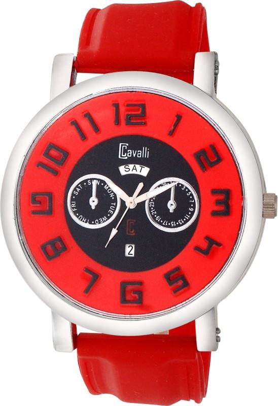 Cavalli CW054-Designer Multifunction Analog Watch - For Men