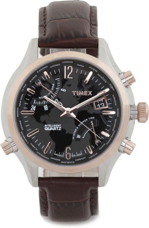 Timex T2N942 Analog Watch - For Men