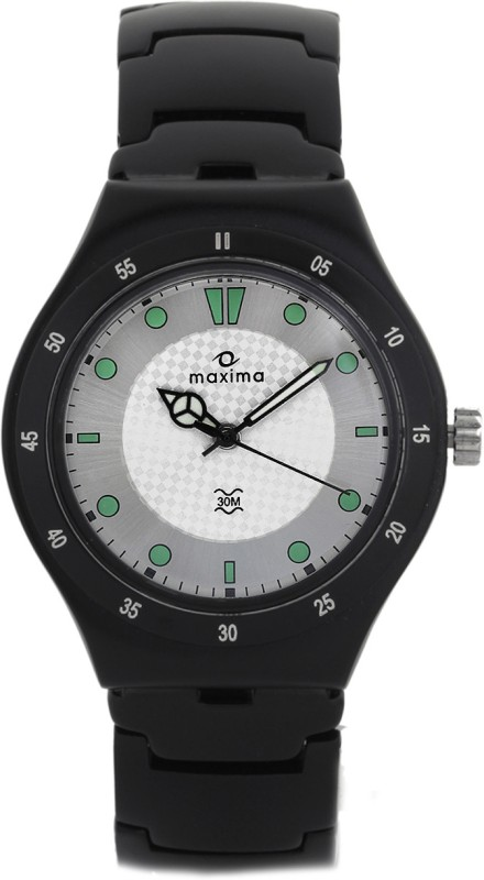 Maxima 23796CMGB Aluminium Men's Watch image
