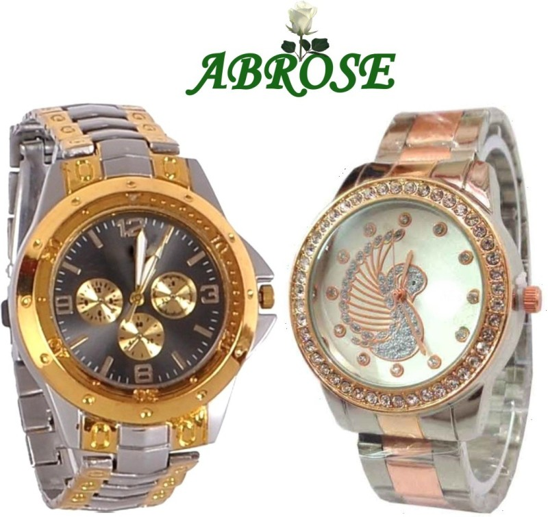 Abrose Rosracombo517 Analog Watch - For Men & Women