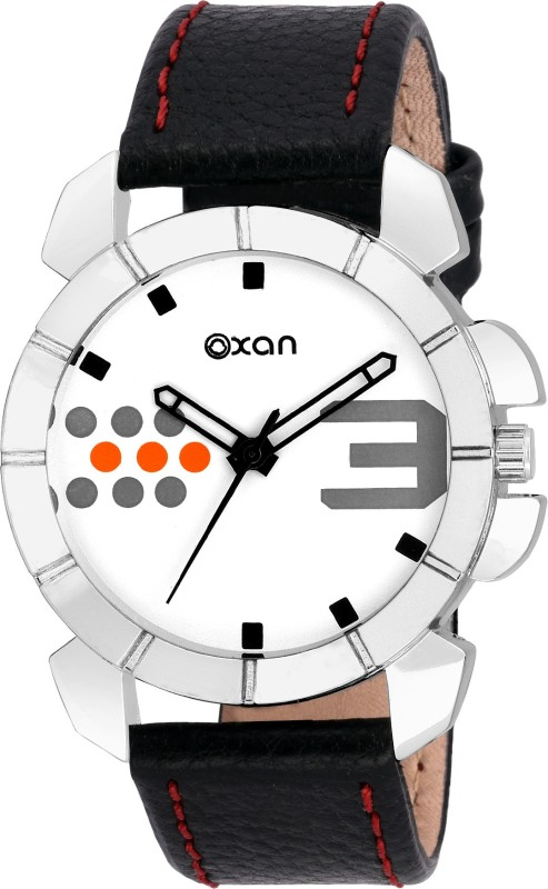 Oxan AS1030SL02 Analog Watch - For Boys