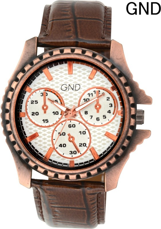 GND GD-003 Expedetion Analog Watch - For Men