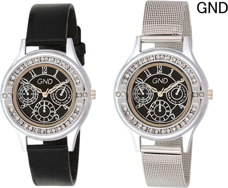 GND GD-053 Expedetion Analog Watch - For Girls
