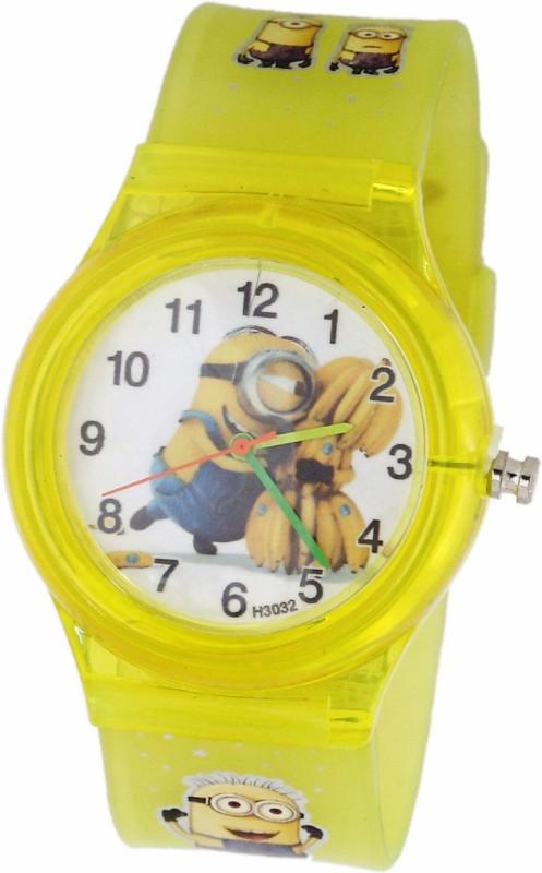 Declasse MINION K-1096 Analog Watch - For Boys & Girls