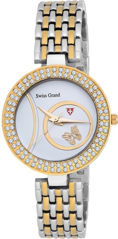 4. Swiss Grand S-SG-1087 Watch - For Women