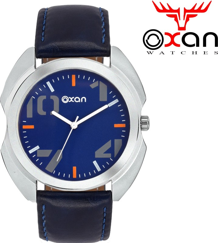 Oxan AS3117SL02 New Style Analog Watch - For Men