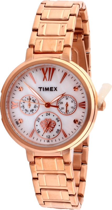 Timex TWEL11707 Smart Analog Watch - For Women