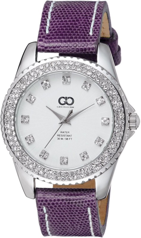Gio Collection AD-0058-B WH Women's Watch image