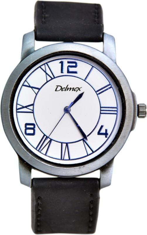 Delmex DX27 Analog Watch - For Men