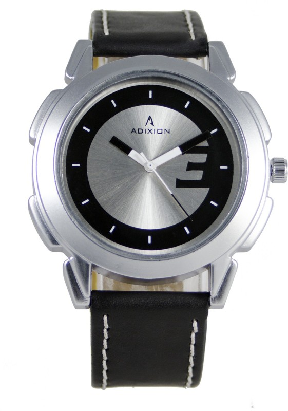 ADIXION AD9520SL13 New Genuine Leather Youth Wrist Watch Analog Watch - For Men
