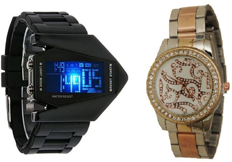 Declasse SAMOSA - 9273 SAMOSA Analog-Digital Watch - For Men & Women