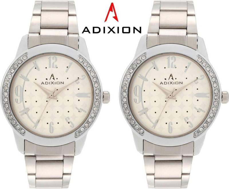 ADIXION 9406SM0202 Analog Watch - For Men & Women