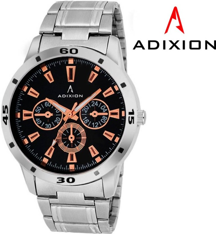 ADIXION 9519SMB1 New Stainless Steel Bracelet Watch Analog Watch - For Men & Women