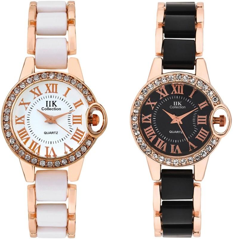 IIK Collection IIK-1112W-1113W Analog Watch - For Women