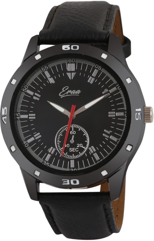 Eraa AMGXBLK115-2 Classical Series Analog Watch - For Men