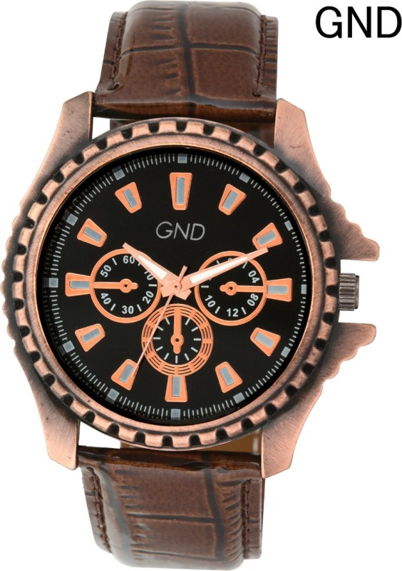 GND GD-004 Expedetion Analog Watch - For Men