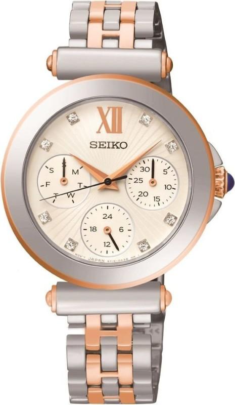 Seiko SKY700P1 Women Women's Watch image