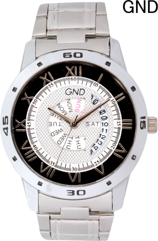 GND GD-036 Analog Watch - For Men