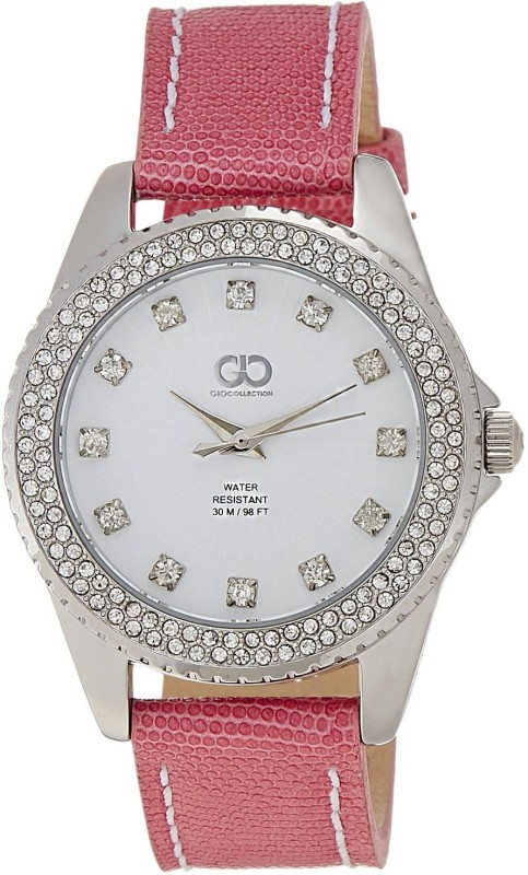 Gio Collection AD-0058-E WH Women's Watch image